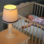 Sleep Promoting Nursery Soft Light aids your little one to enter snoozeland