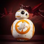 Sphero BB-8 makes Star Wars fans drool all over