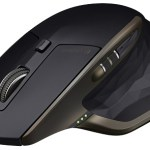 The Logitech MX Master Wireless Mouse is sleek and adaptive
