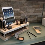 The iSkelter Beauty Station – wake up and grab a little makeup