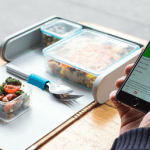 The Prepd Pack is a lunchbox that acts as a nutritionist