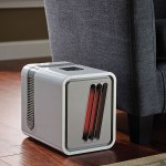 The Whole Room or Personal Heater keeps you toasty in the winter cold