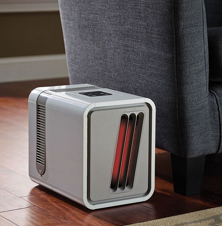 Whole room or personal heater