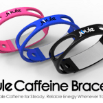The Joule Bracelet is the closest you'll get to an IV of coffee