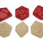 Critical Hit Cookie Cutters for the hungry D&D fan