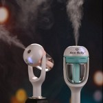 The Annbully Car Charger Humidifier gives you aromatherapy while driving