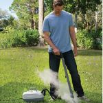 Weed Killing Steamer gets the job done in a clean manner
