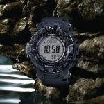 Outdoor lovers might spring for the new Casio Pro Trek