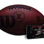 The Wilson X Connected Football lets you throw with the pros