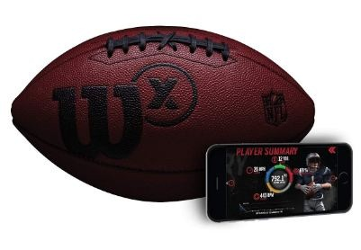 Wilson Connected Football