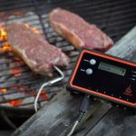 FireBoard digital thermometer needs a smartphone to work properly