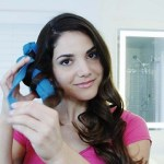 The Sleep Styler helps your hair look great without any work
