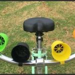 Fit your bicycle with a Biketones MP3 horn