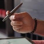 Flip – a stylus with a nostalgic feel