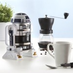 The R2D2 Coffee Press might make mornings manageable