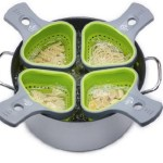 The Jokari Portion Control Basket keeps your pasta cravings in check