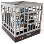 This Cell Phone Lock-Up Cage makes sure meetings won't be ignored