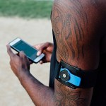 The Quad Lock Sports Armband keeps your phone secure but accessible during exercise