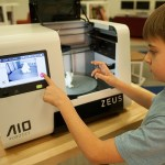The Zeus All-In-One Printer – who needs to buy toys when you can make them?