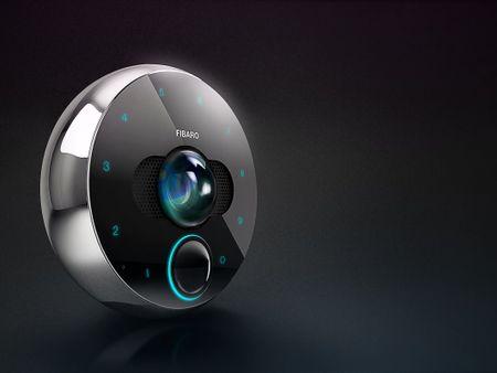 FIBARO Intercom makes your home surveillance smarter » Coolest Gadgets - fibaro intercom - FIBARO Intercom makes your home surveillance smarter » Coolest Gadgets