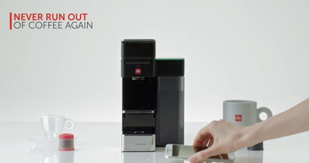 - illy y5 drs - illy Y5 is now connected to replenish coffee stock before it runs out » Coolest Gadgets