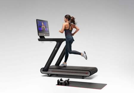 - peloton - Peloton Tread lets you enjoy on-demand bootcamp » Coolest Gadgets