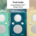 Tivoli Audio reveals limited edition Bluetooth speakers for the summer
