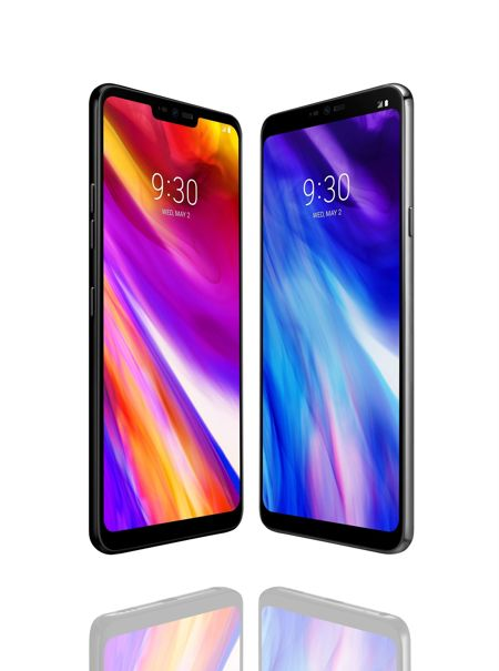 - lg g7 thinq - LG G7 ThinQ breaks new ground for smartphones » Coolest Gadgets