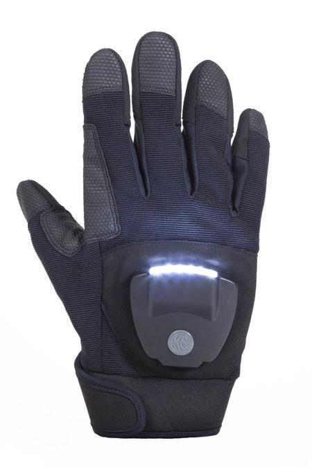 - led light glove - LED Light Gloves makes life easier » Coolest Gadgets