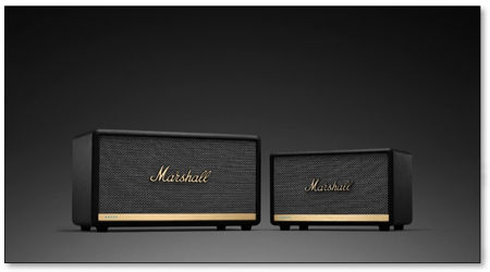 - marshall voice - Marshall Voice is a new kind of smart speaker » Coolest Gadgets