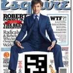 Esquire's December 2009 issue has Augmented Reality