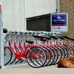 B-Cycle: GPS-equipped Bike Sharing System