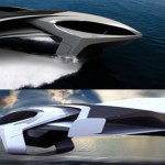 This 118-foot flying yacht makes ekranoplan the Coolest-Gadgets Word of the Day