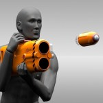 Life-saving Bazooka wins James Dyson Award