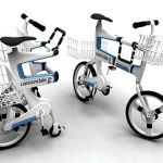 Ville, the shopping cart bicycle