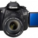 Canon EOS 60D DSLR ready to rock and roll
