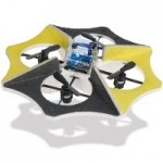 Remote Controlled Gyroscopic Flying Saucer