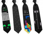 Retro Gaming Ties