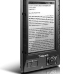 Aluratek e-book reader, the Libre, hands-on