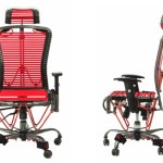 The Gymygym Chair – Workout at Work