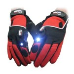 Multi-Task Gloves with LED Lights