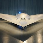 Boeing's Phantom Ray Unmanned Aircraft