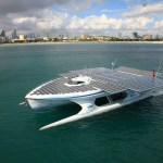 World's Largest Solar-Powered Boat on a World Tour