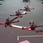 GRASP Labs creates quad copters to pick up things
