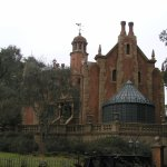 3D Version of Disney's Haunted House ride coming, courtesy of Guillermo Del Toro
