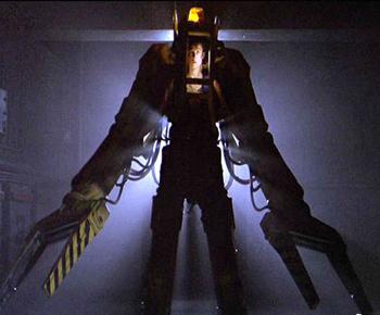 Aliens 2 exoskeleton