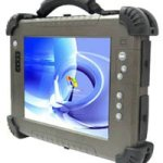 AIS rugged tablet PC for medical environment