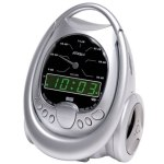 The Ultimate Alarm Clock rings, shakes and flashes
