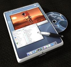 Mac Tablet?
