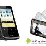 Archos 28 and 32 Internet tablets set to rock CES 2011